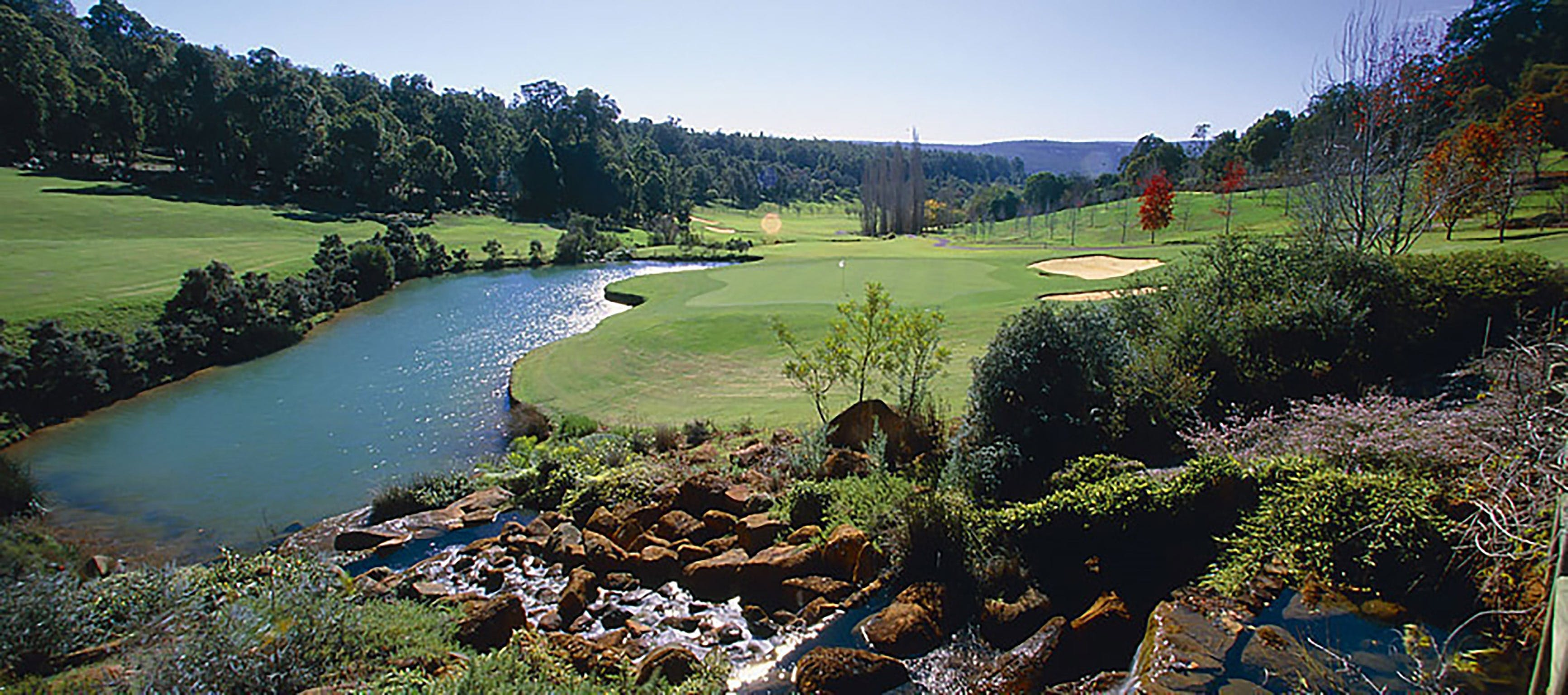 Araluen Golf Resort - Mackay Tourism