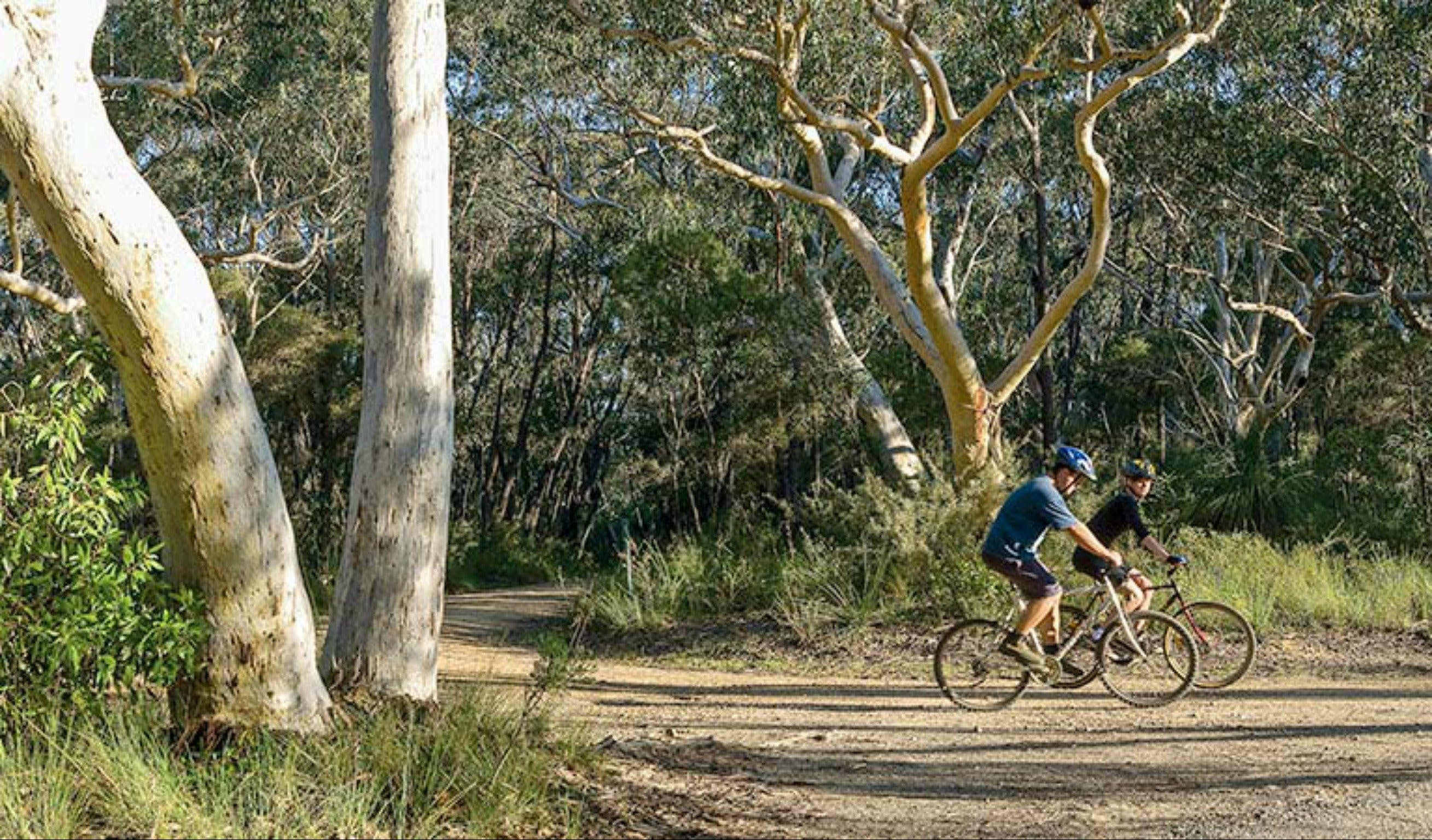 Bundanoon cycling route - Mackay Tourism