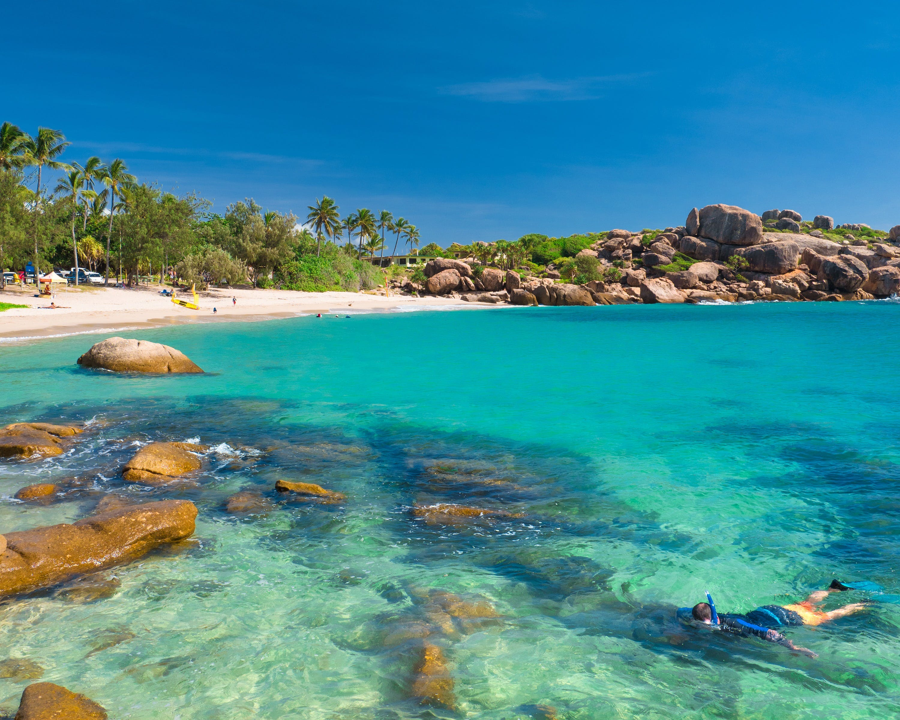 Horseshoe Bay - Bowen - Mackay Tourism