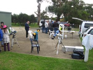 Mornington Peninsula Astronomical Society MPAS - Mackay Tourism