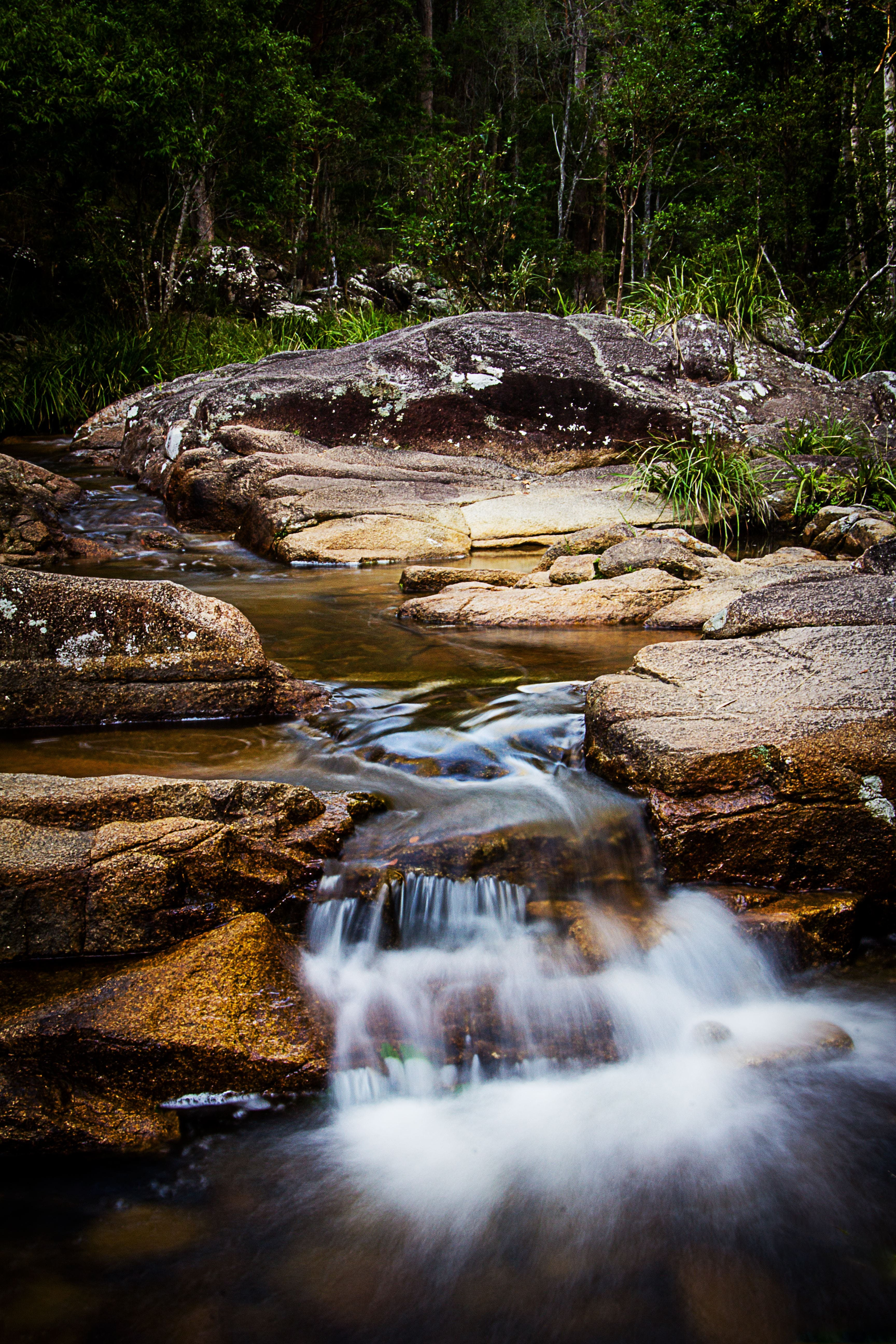 Mothar Mountain Rockpools - Mackay Tourism