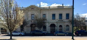 Naracoorte Town Hall - Mackay Tourism