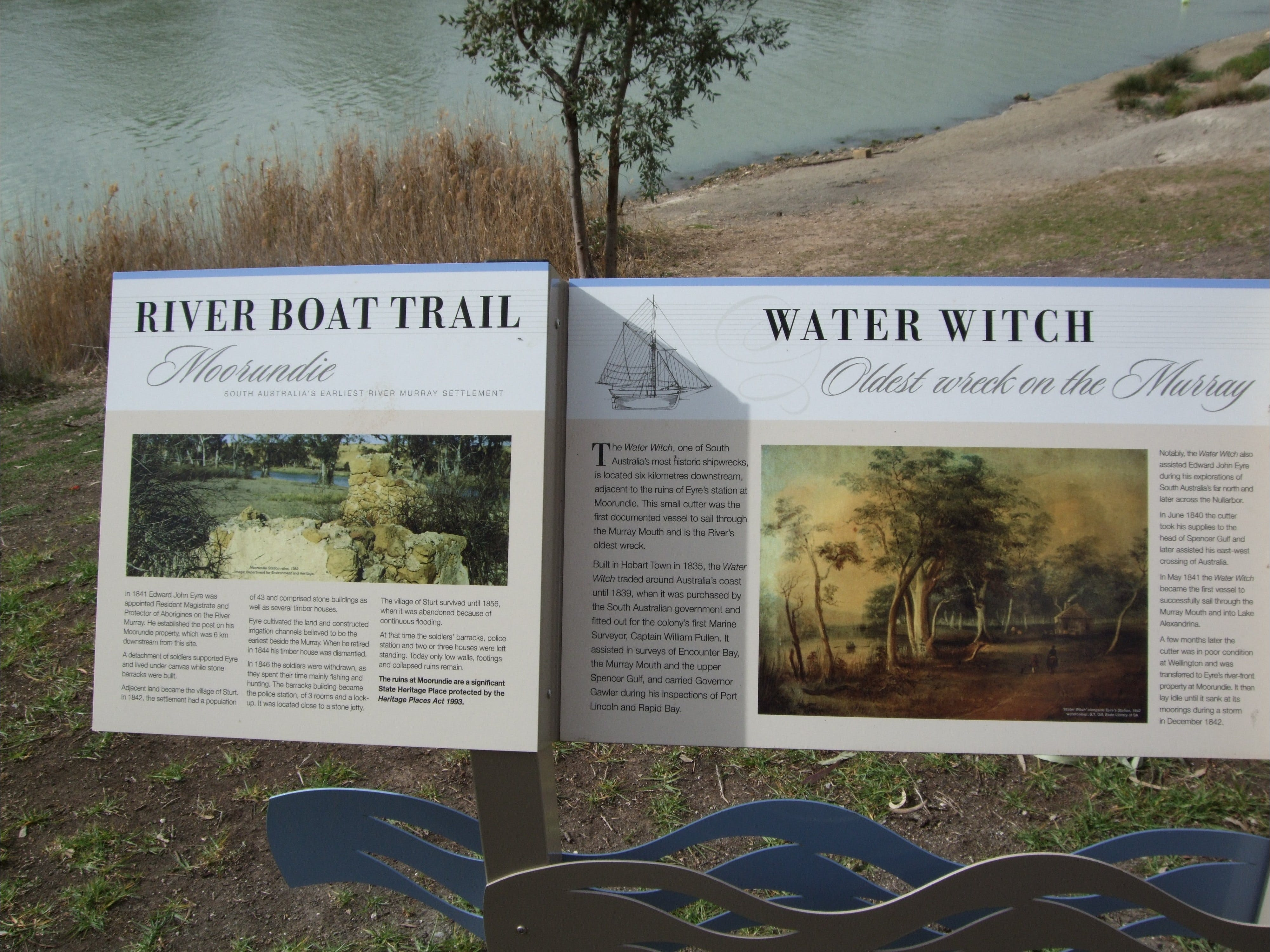 River Boat Trail - Mackay Tourism