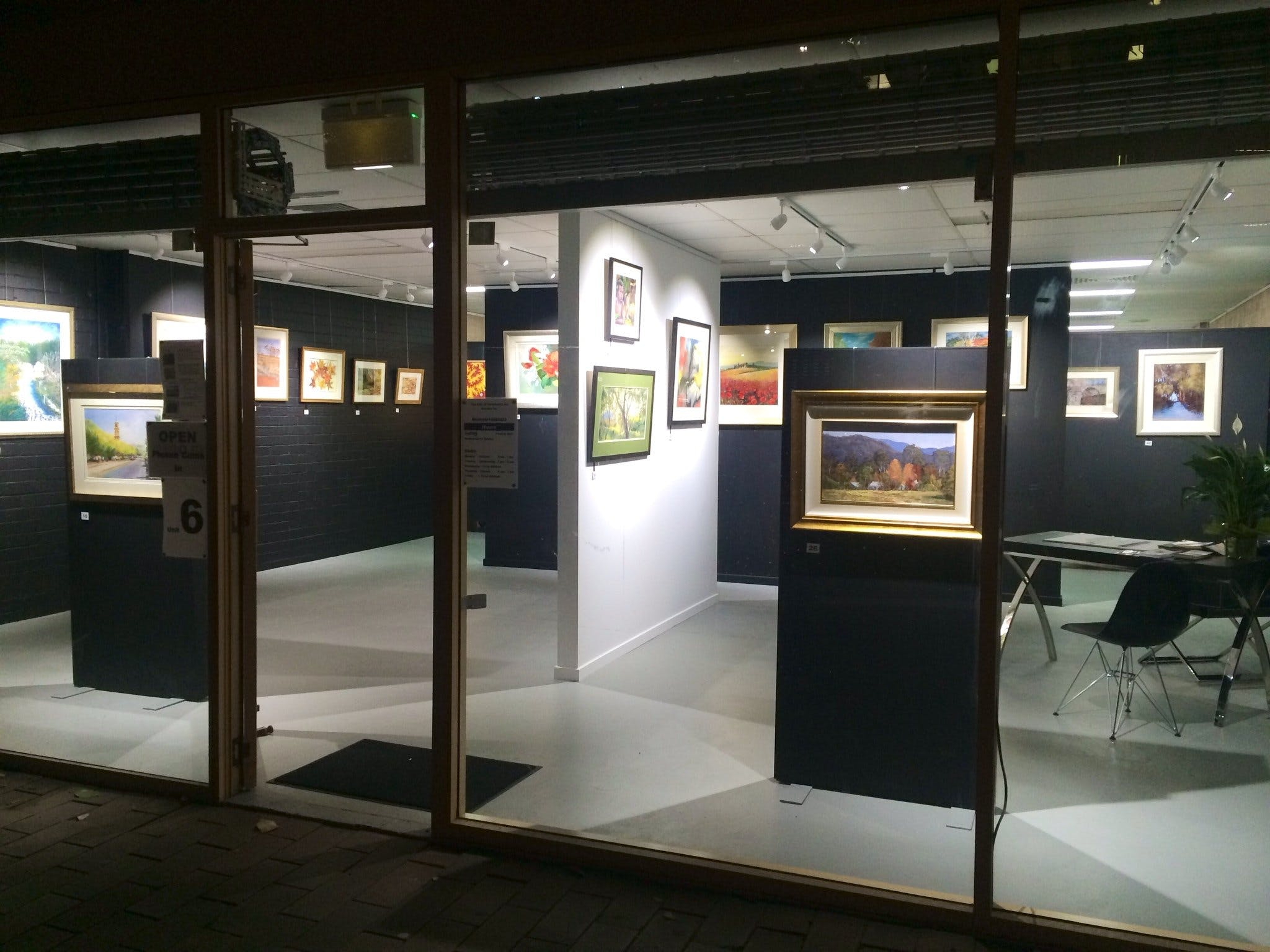 The Hunter Street Gallery of Fine Arts - Mackay Tourism