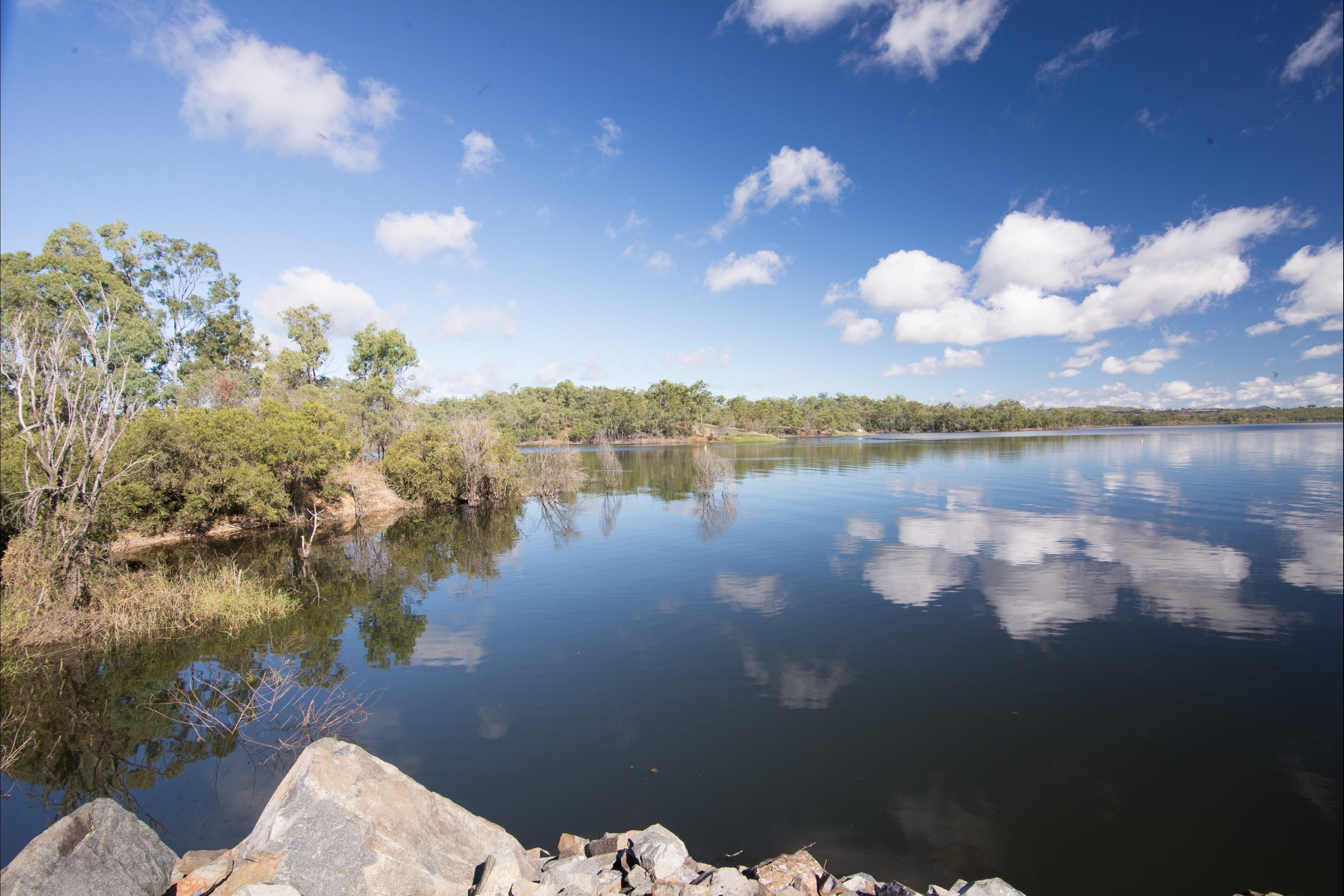 Bundaberg North Burnett Region Dams - Mackay Tourism
