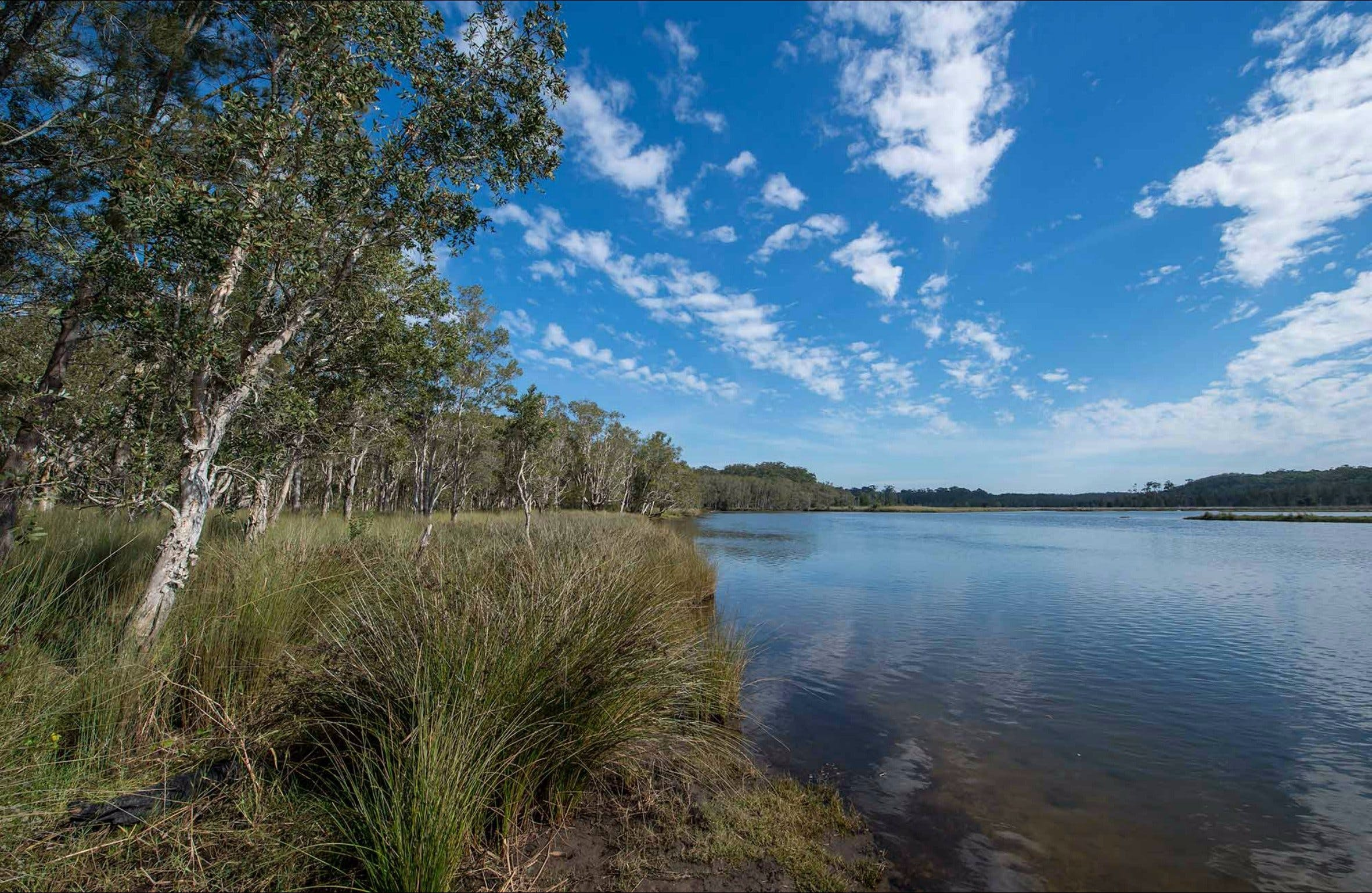 Perch Hole picnic area - Mackay Tourism