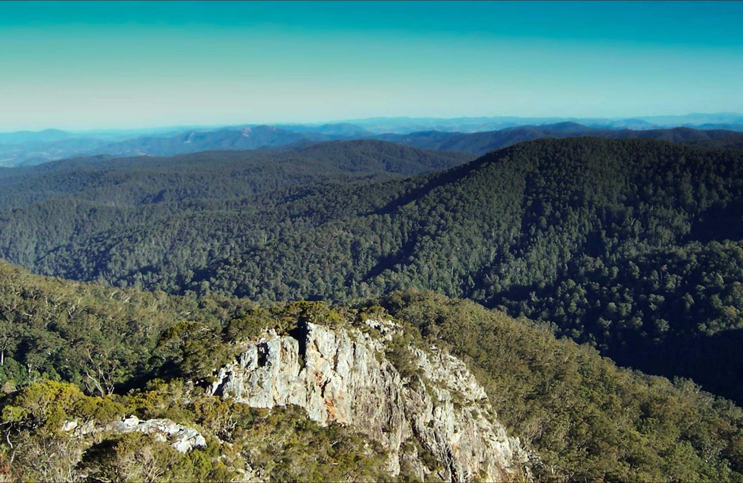 Rowleys Peak lookout - Mackay Tourism