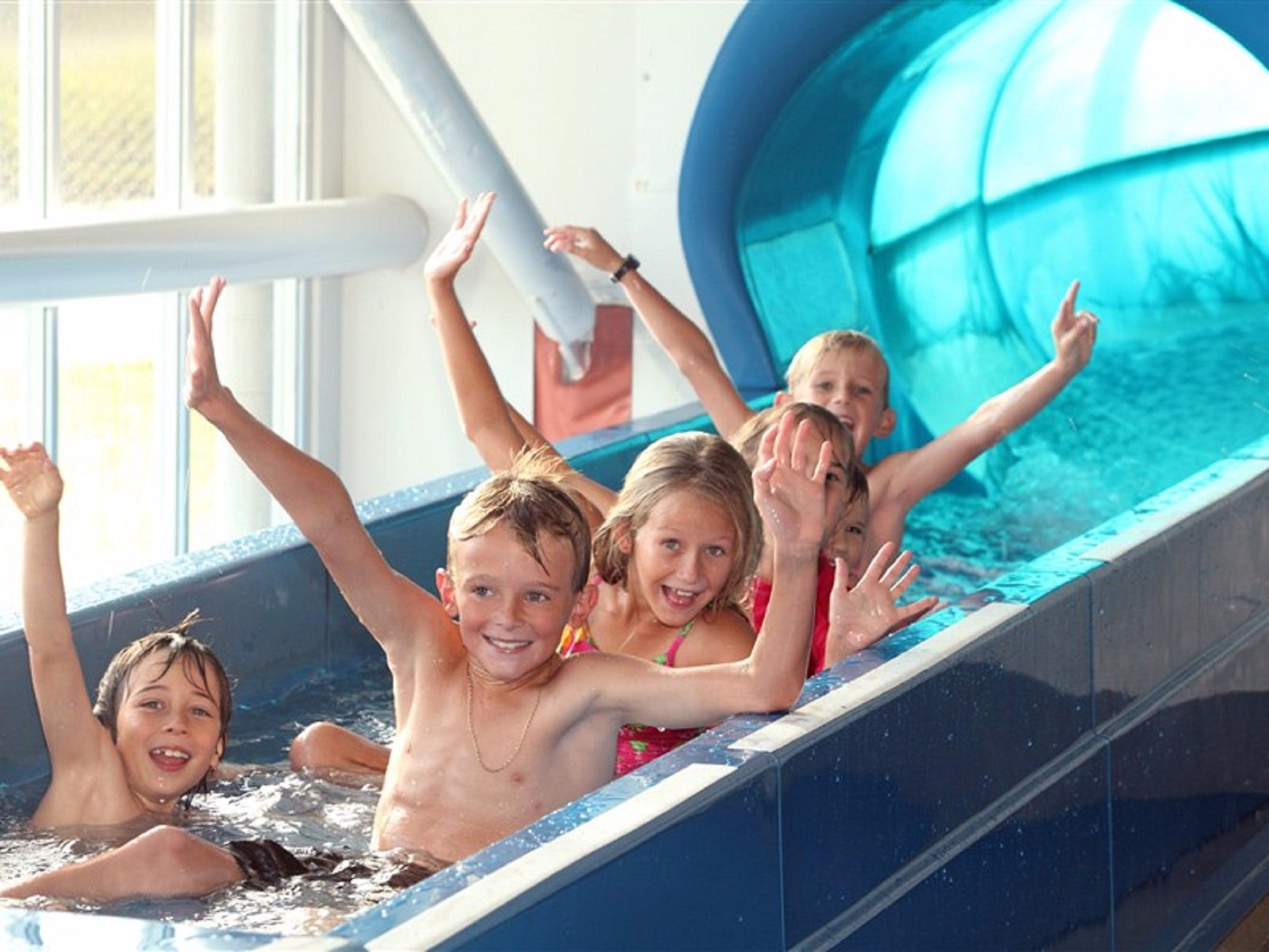 Bay and Basin Leisure Centre - Mackay Tourism