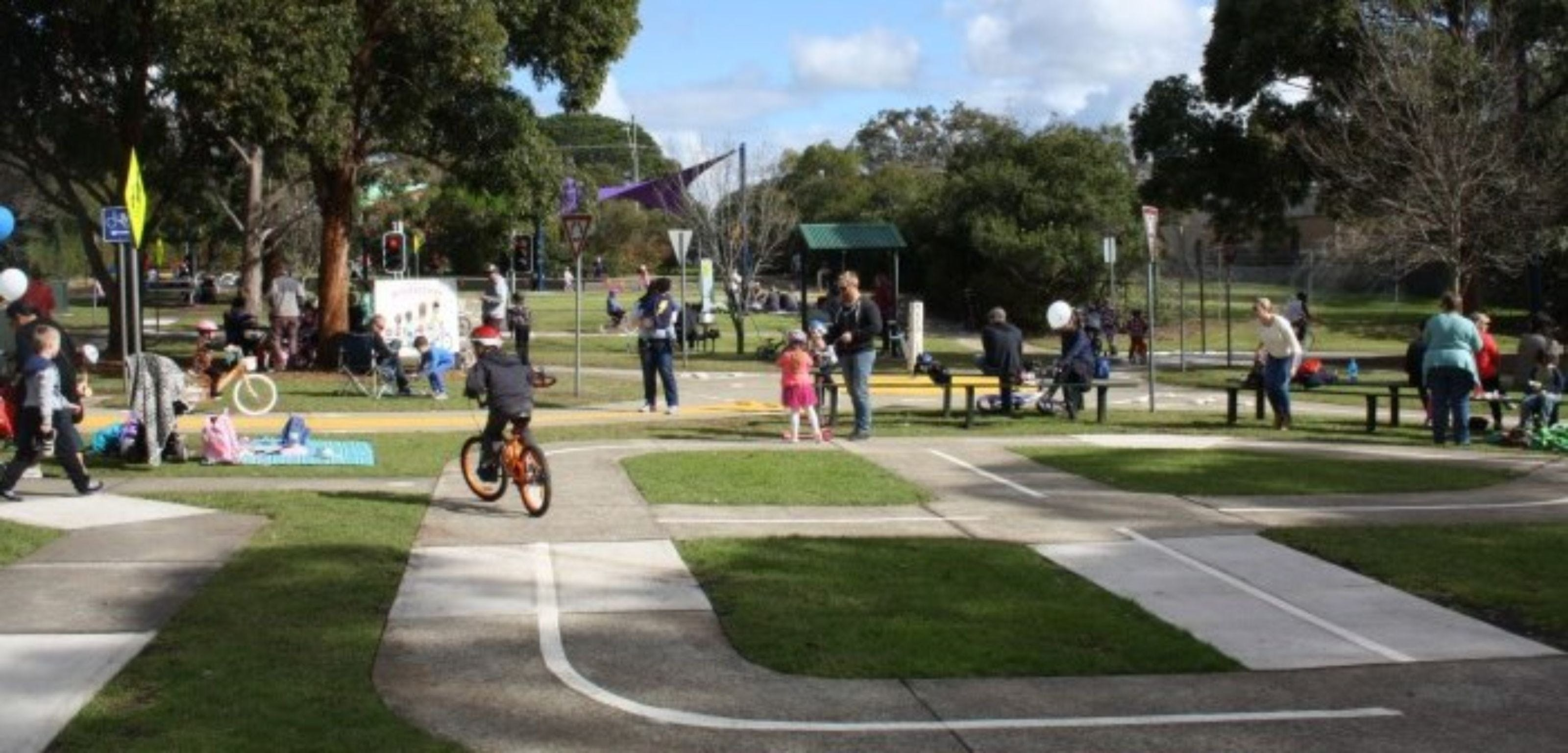 Campbelltown Bicycle Education Centre - Mackay Tourism