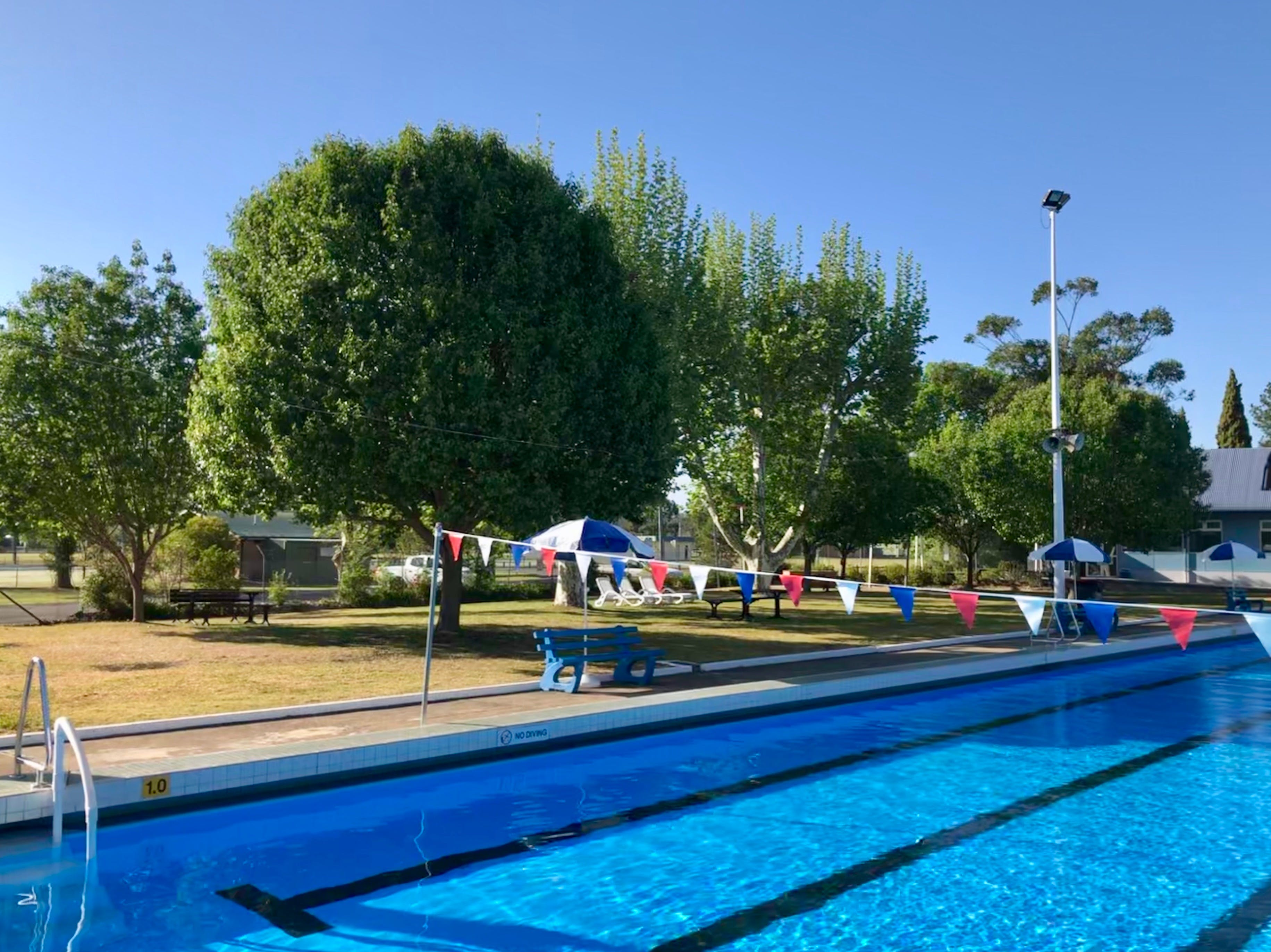 Gloucester Olympic Pool Complex - Mackay Tourism