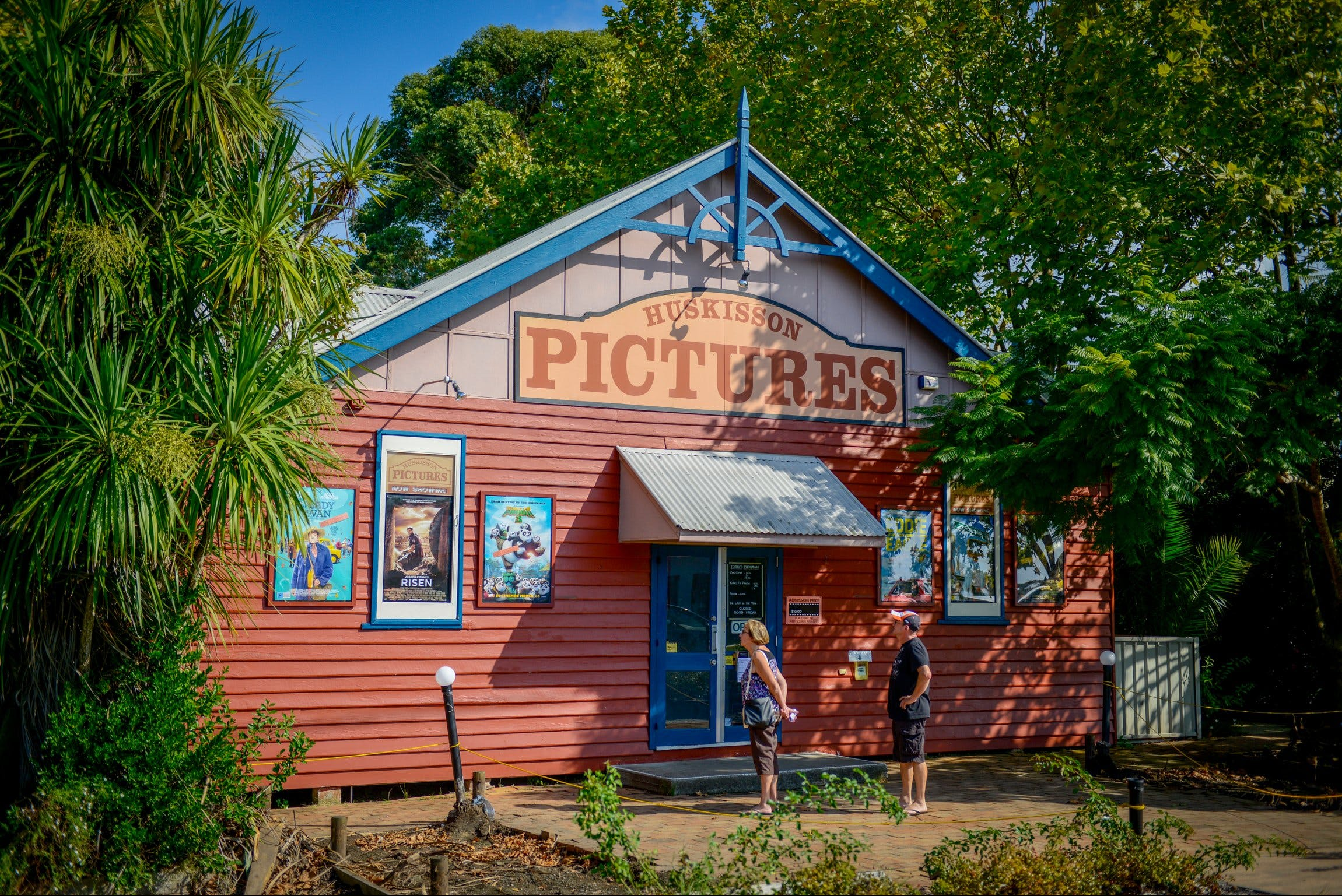 Huskisson Pictures - Mackay Tourism