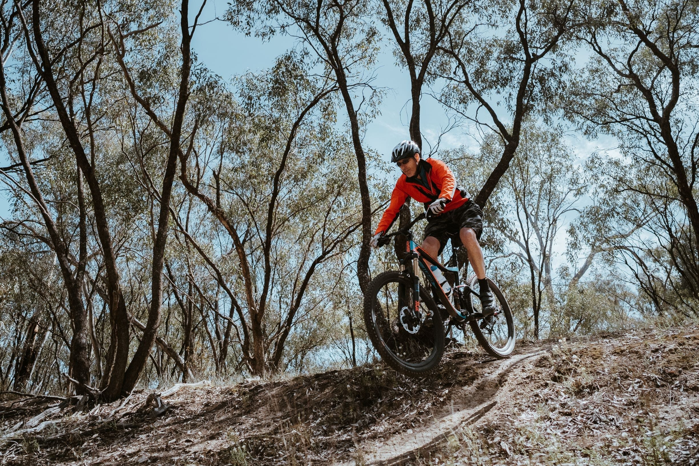 Mountain Bike Trails Deniliquin - Mackay Tourism