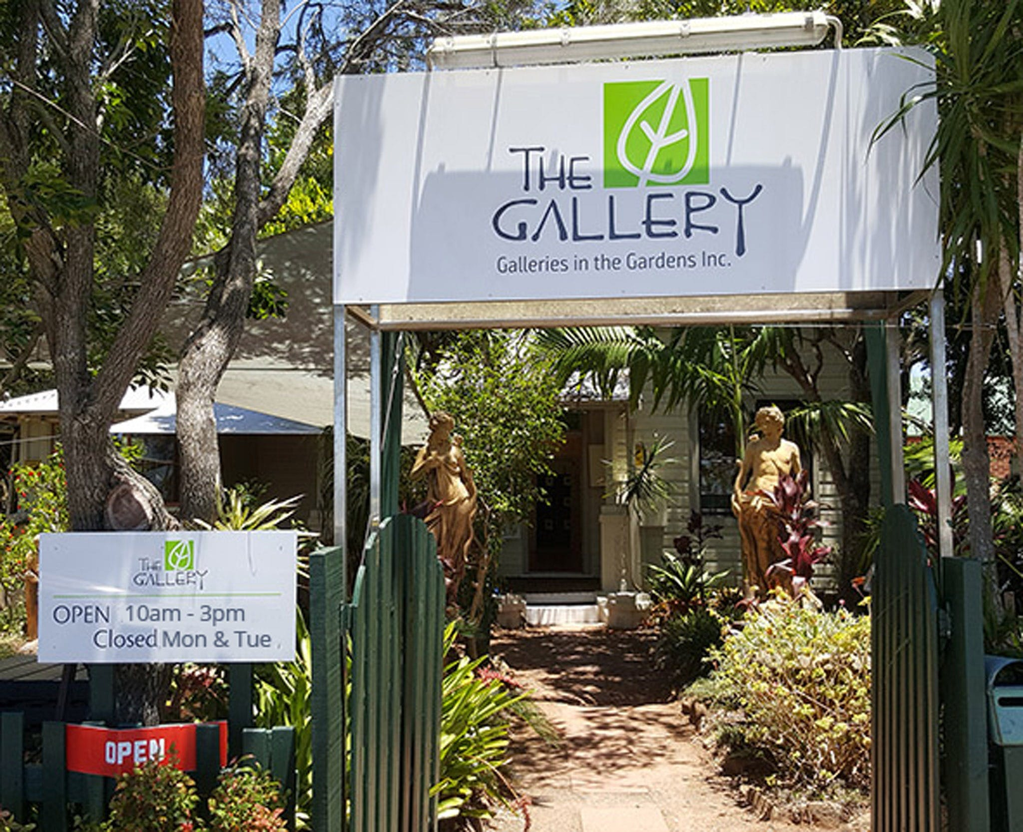 The Gallery - Mackay Tourism