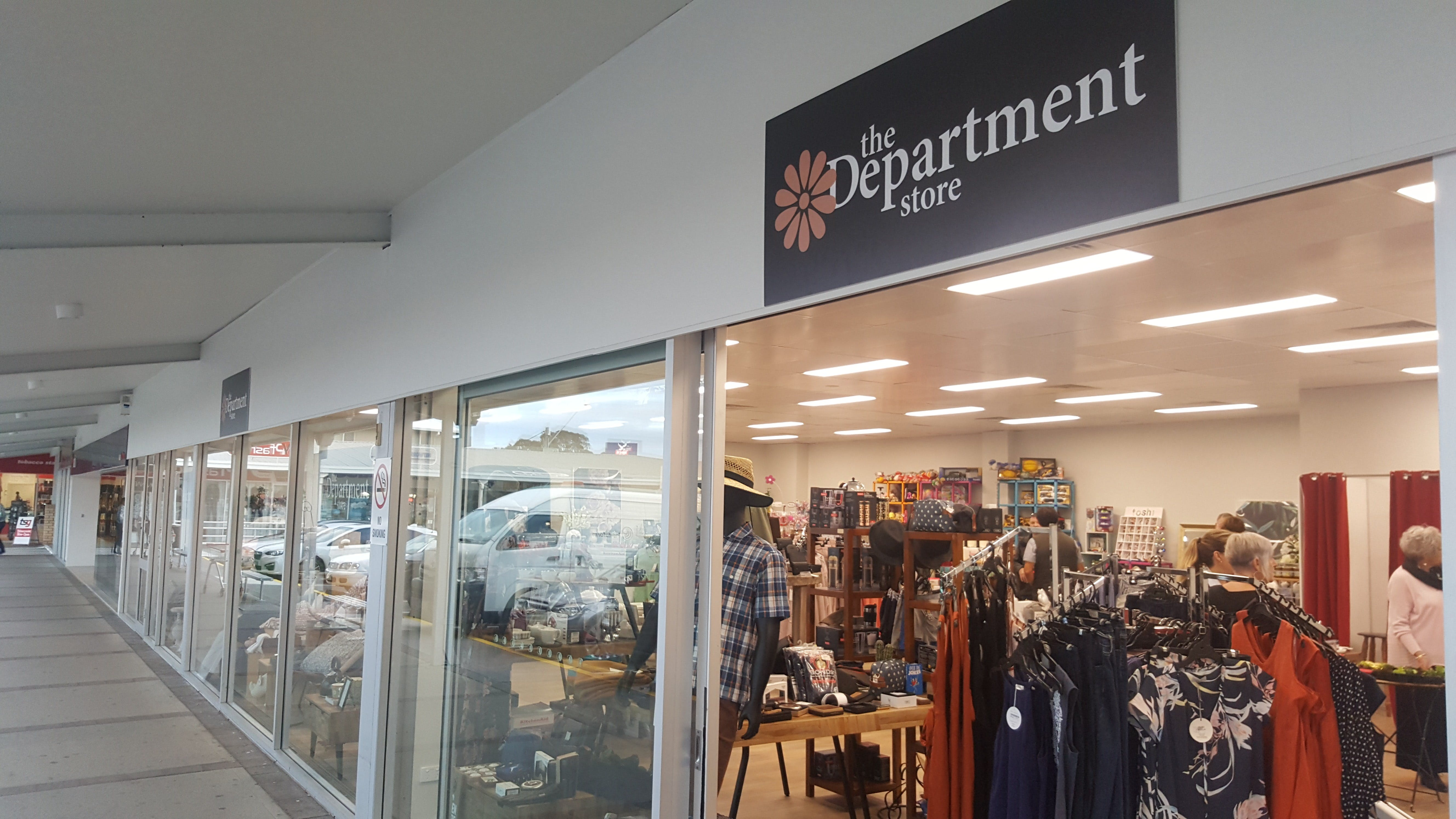 The Department Store Laurieton - Mackay Tourism