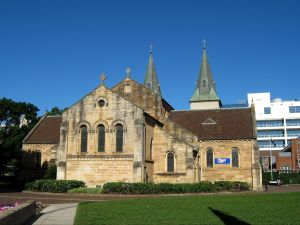 St Johns Cathedral - Mackay Tourism