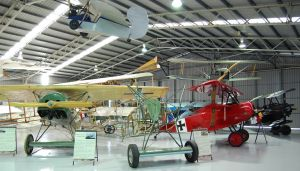 The Australian Vintage Aviation Society Museum - Mackay Tourism