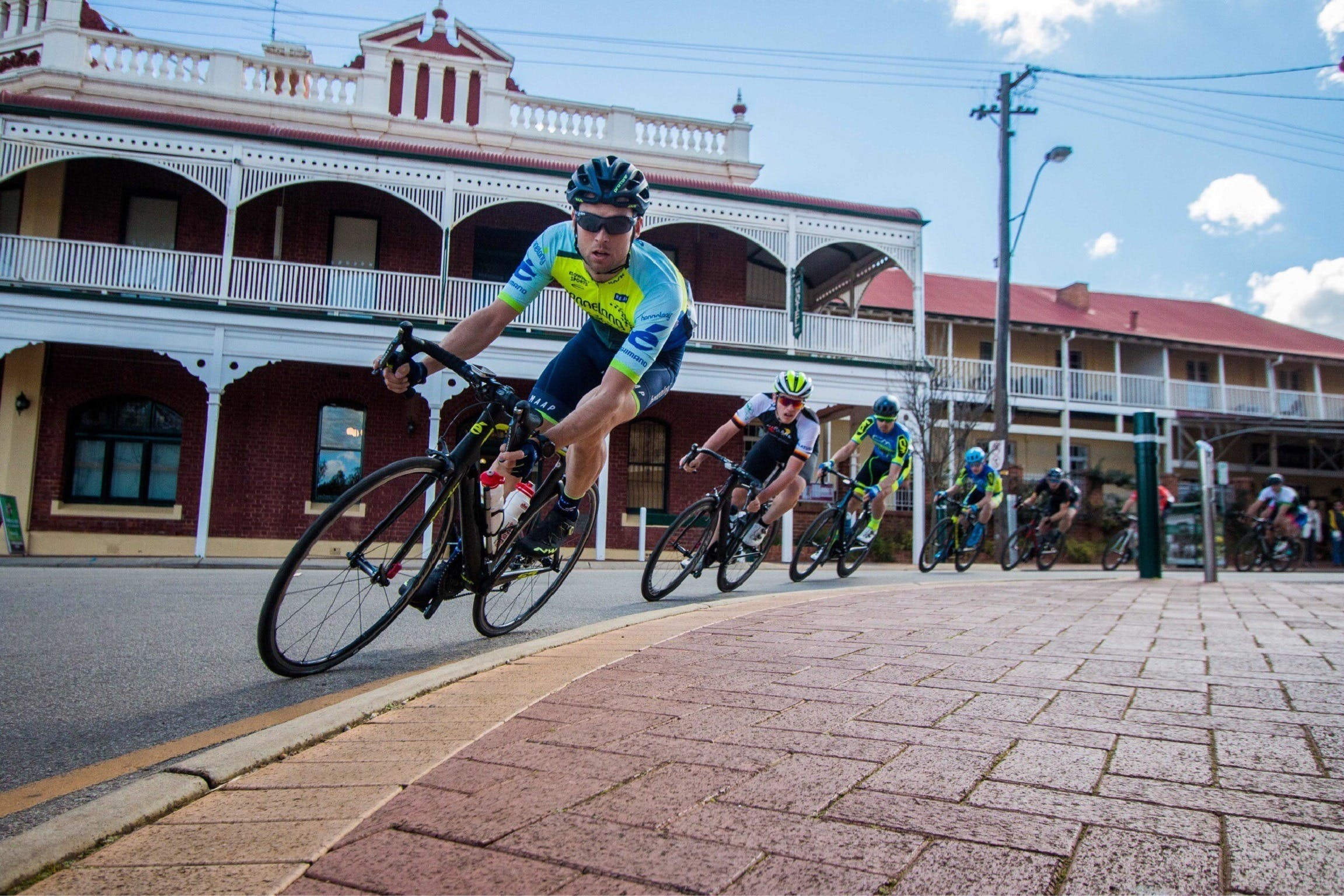 The West Side Story - Avon River Cycle Trail - Mackay Tourism