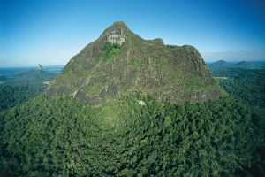 Tibrogargan circuit Glass House Mountains National Park - Mackay Tourism