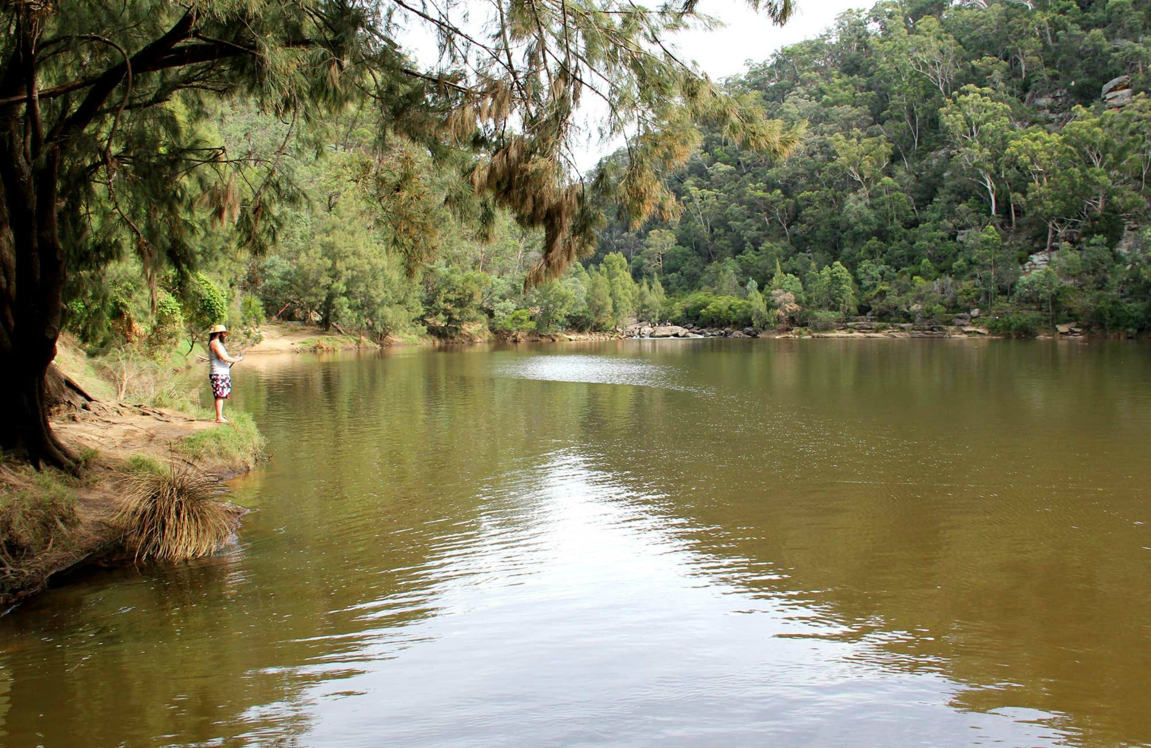 Bents Basin State Conservation Area - Mackay Tourism