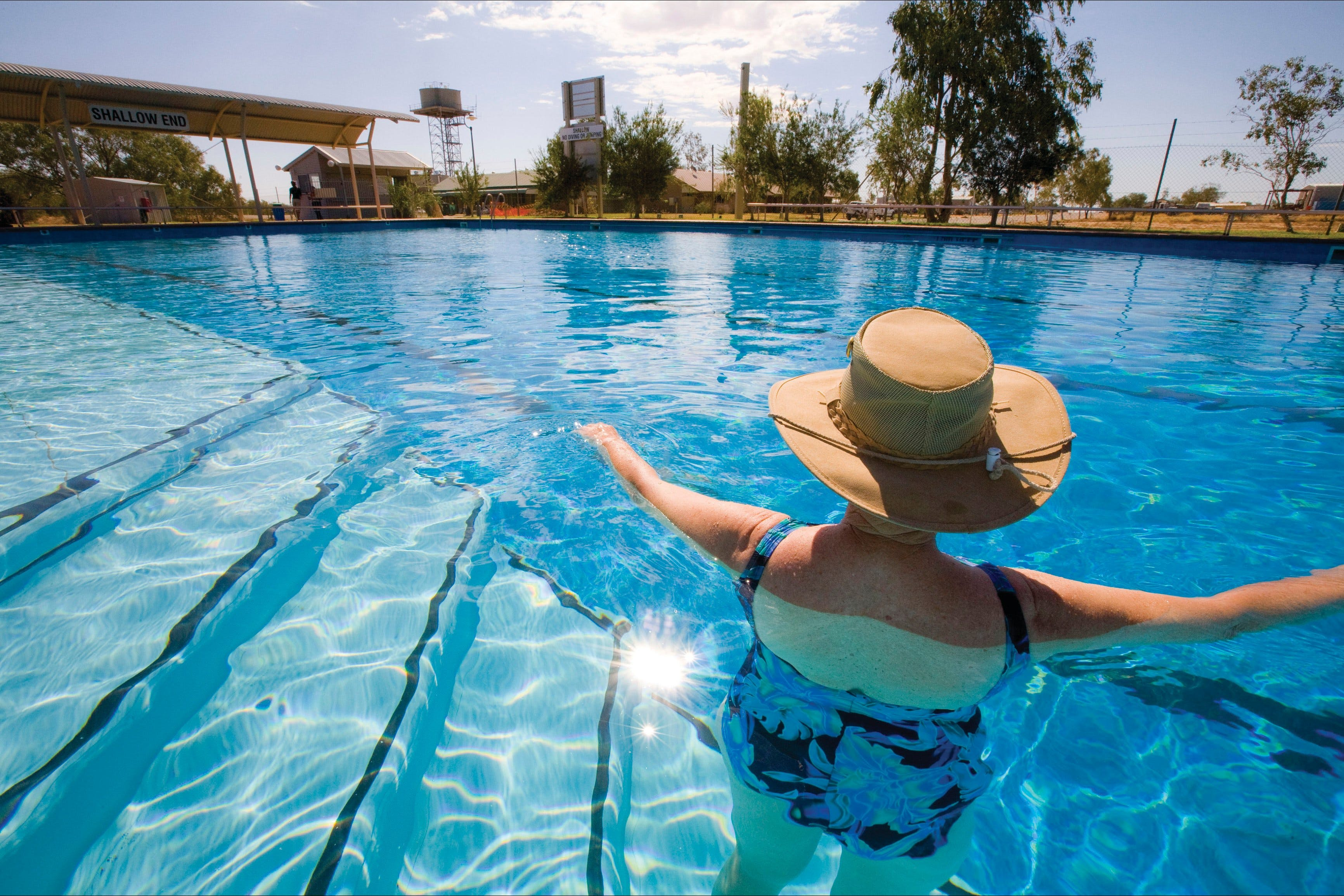 Boulia Sports and Aquatic Centre - Mackay Tourism