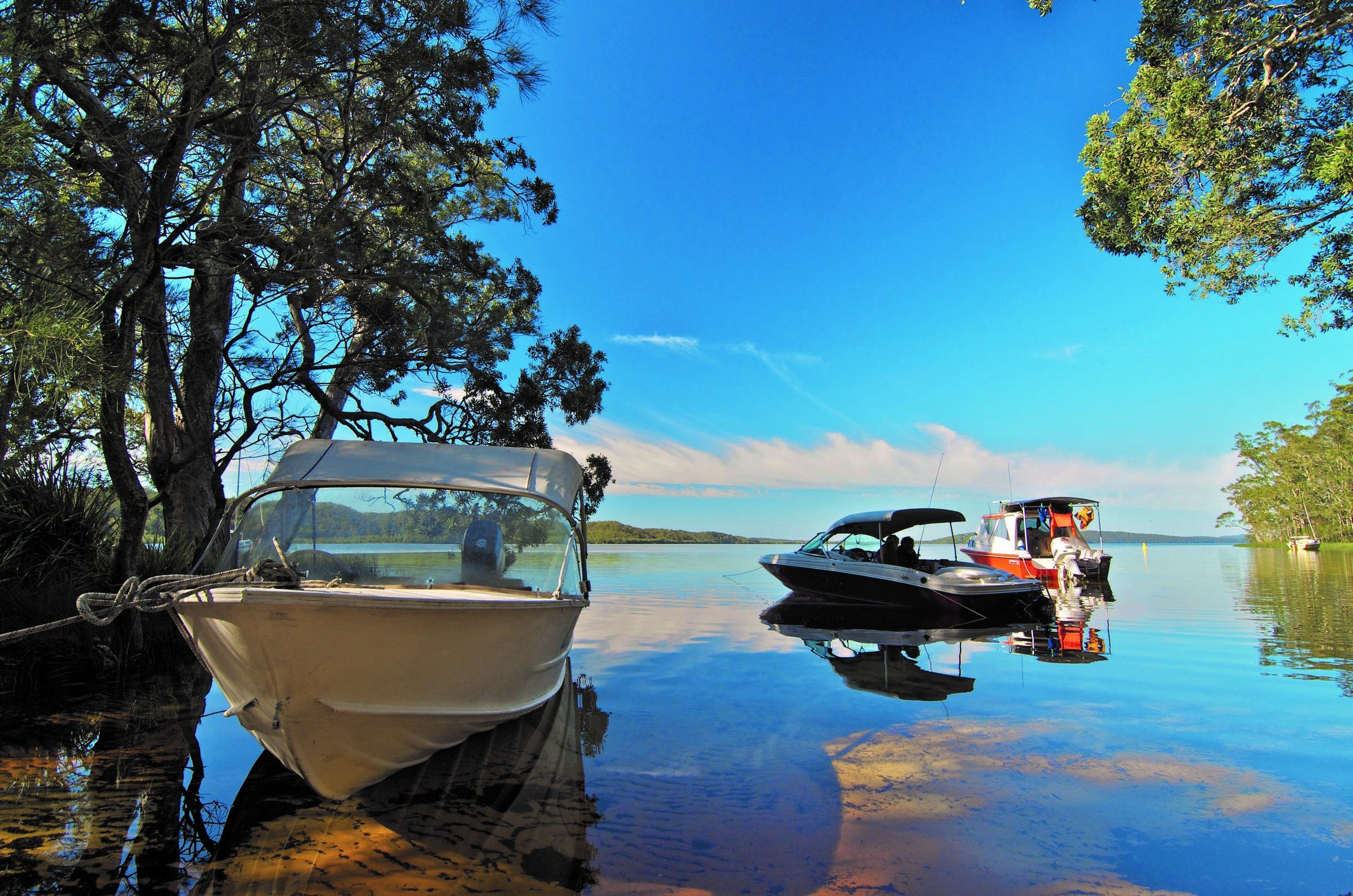 Myall Lakes National Park - Mackay Tourism