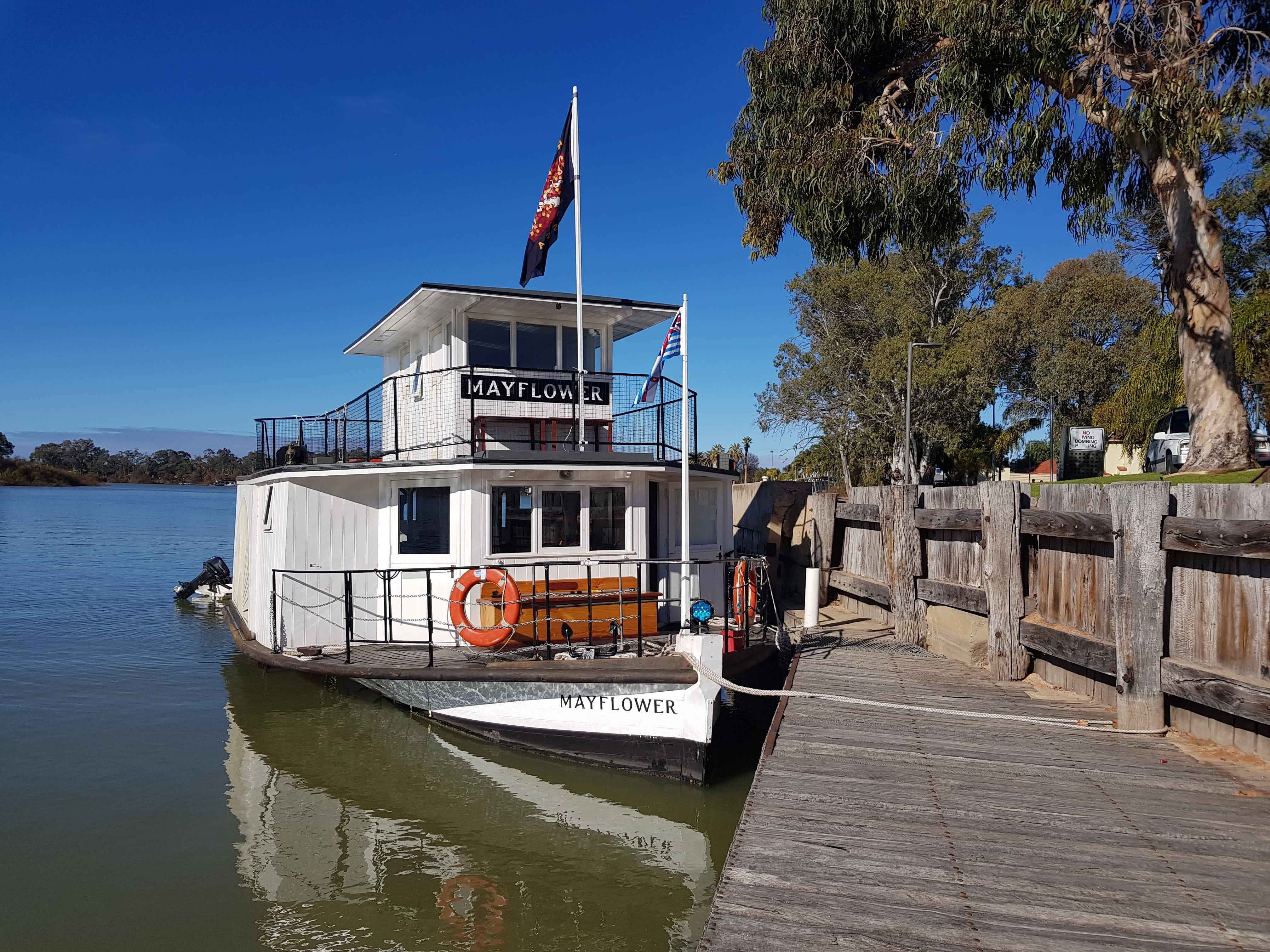 PW Mayflower Cruises - - Mackay Tourism