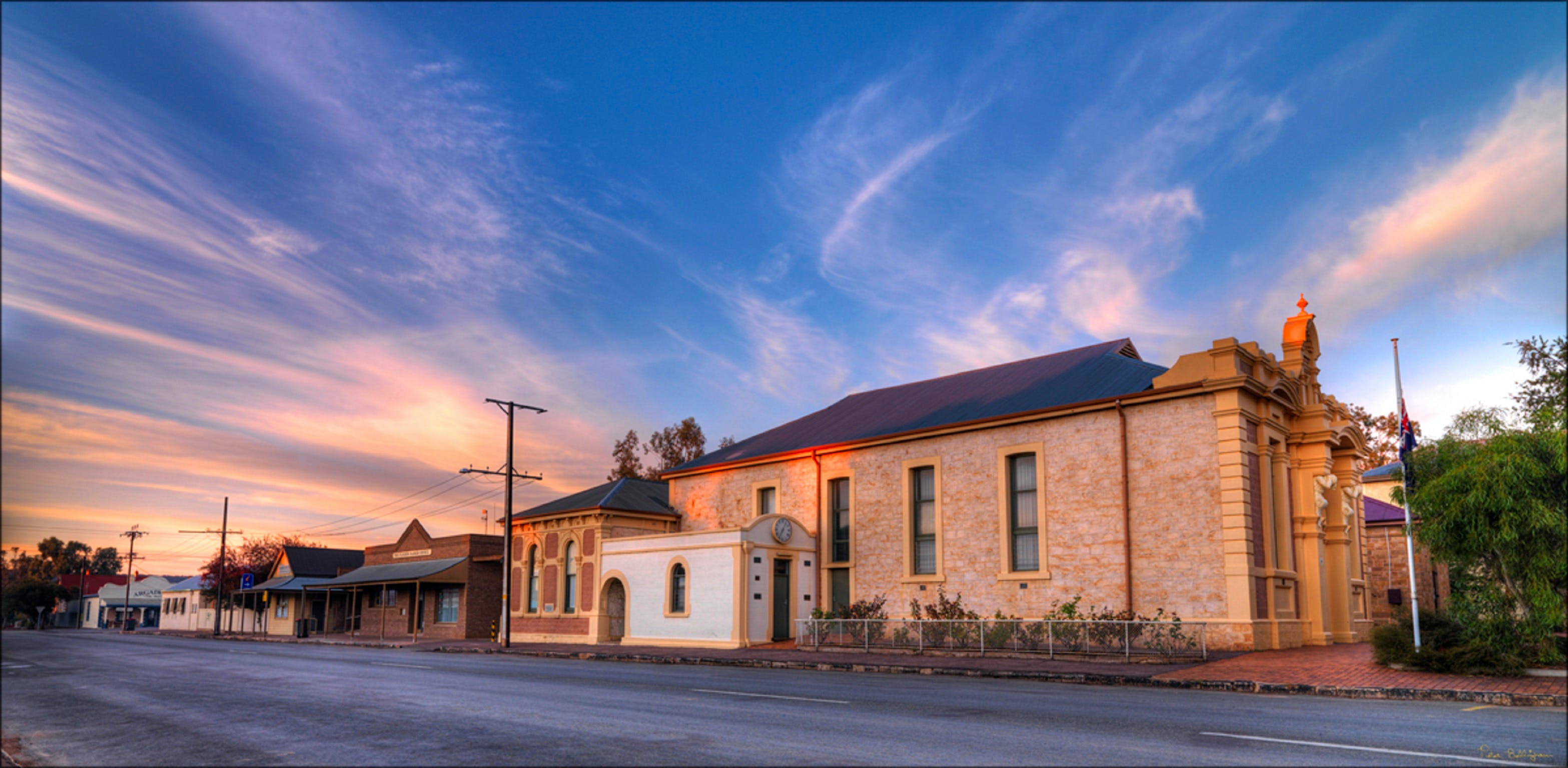 Quorn Historic Building Walk - Mackay Tourism