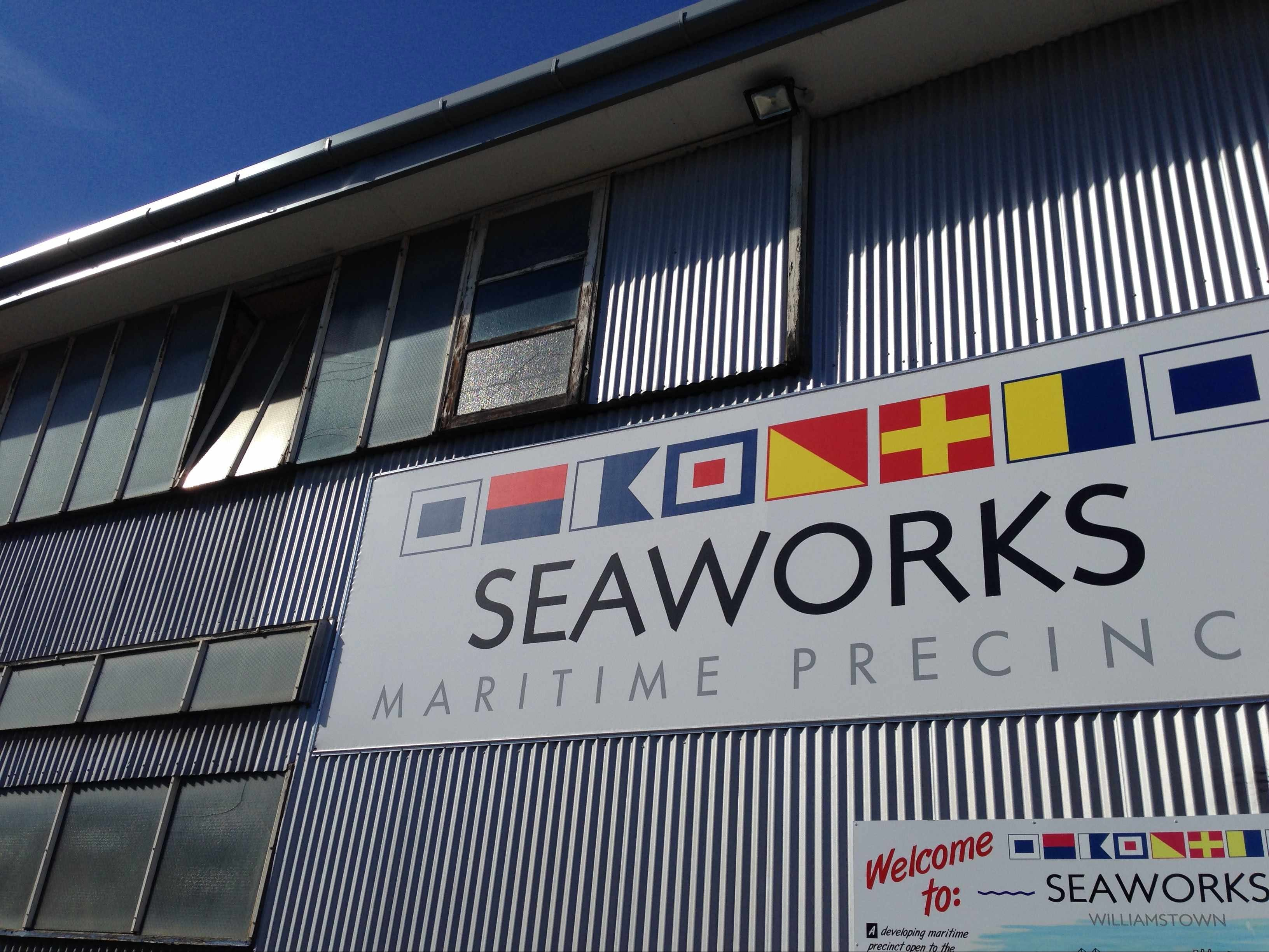 Seaworks and the Maritime Discovery Centre - Mackay Tourism