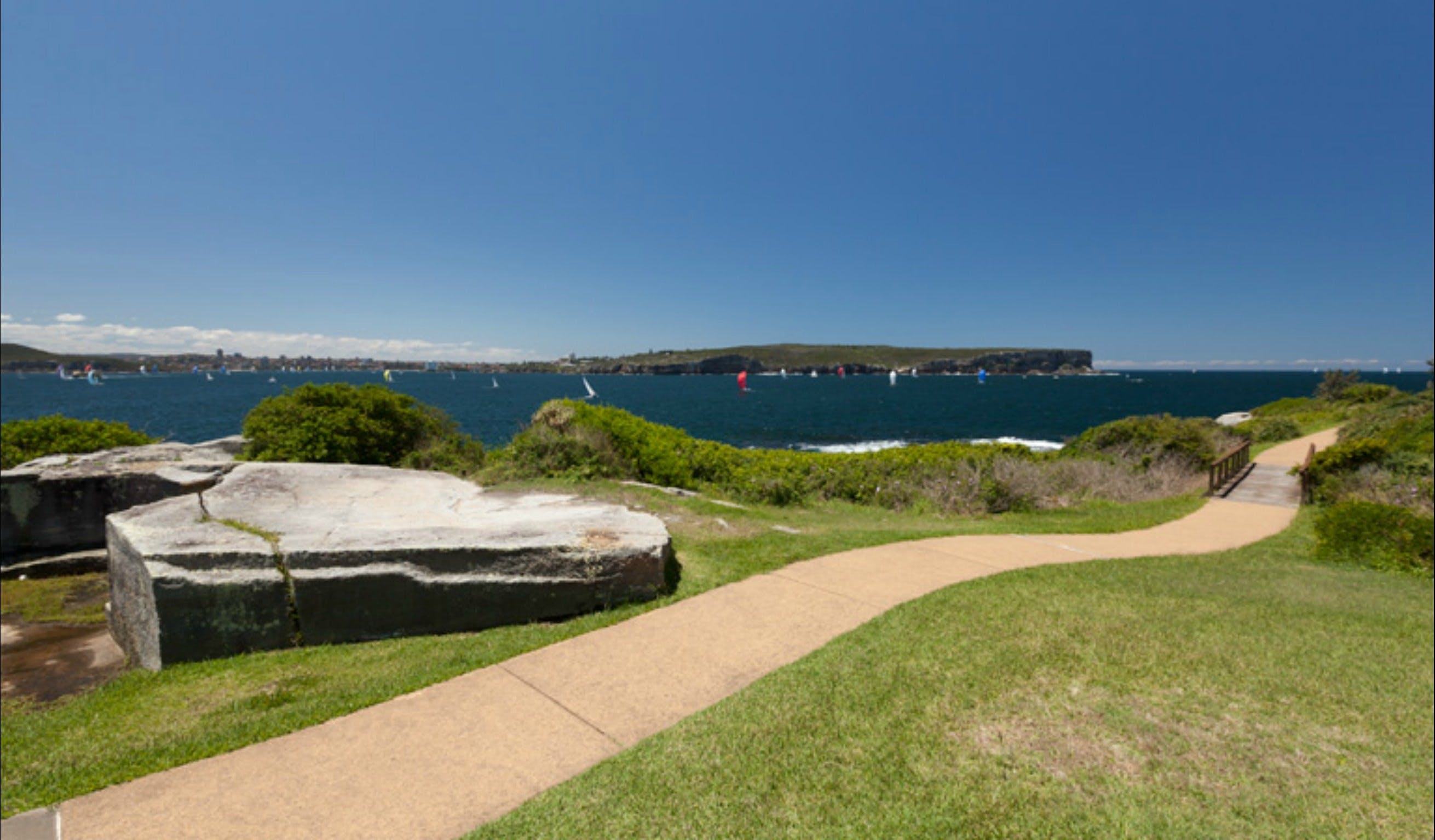 South Head Heritage trail - Mackay Tourism
