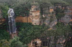 Wentworth Falls Lookout - Mackay Tourism