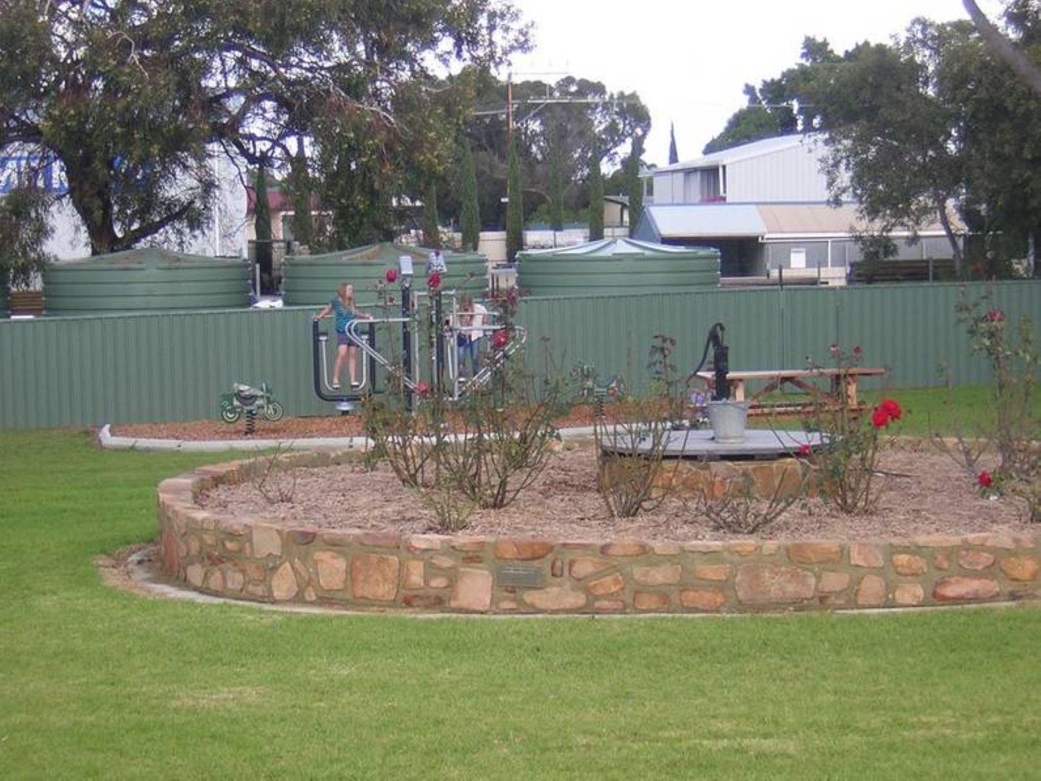 Wright Park Playground - Mackay Tourism