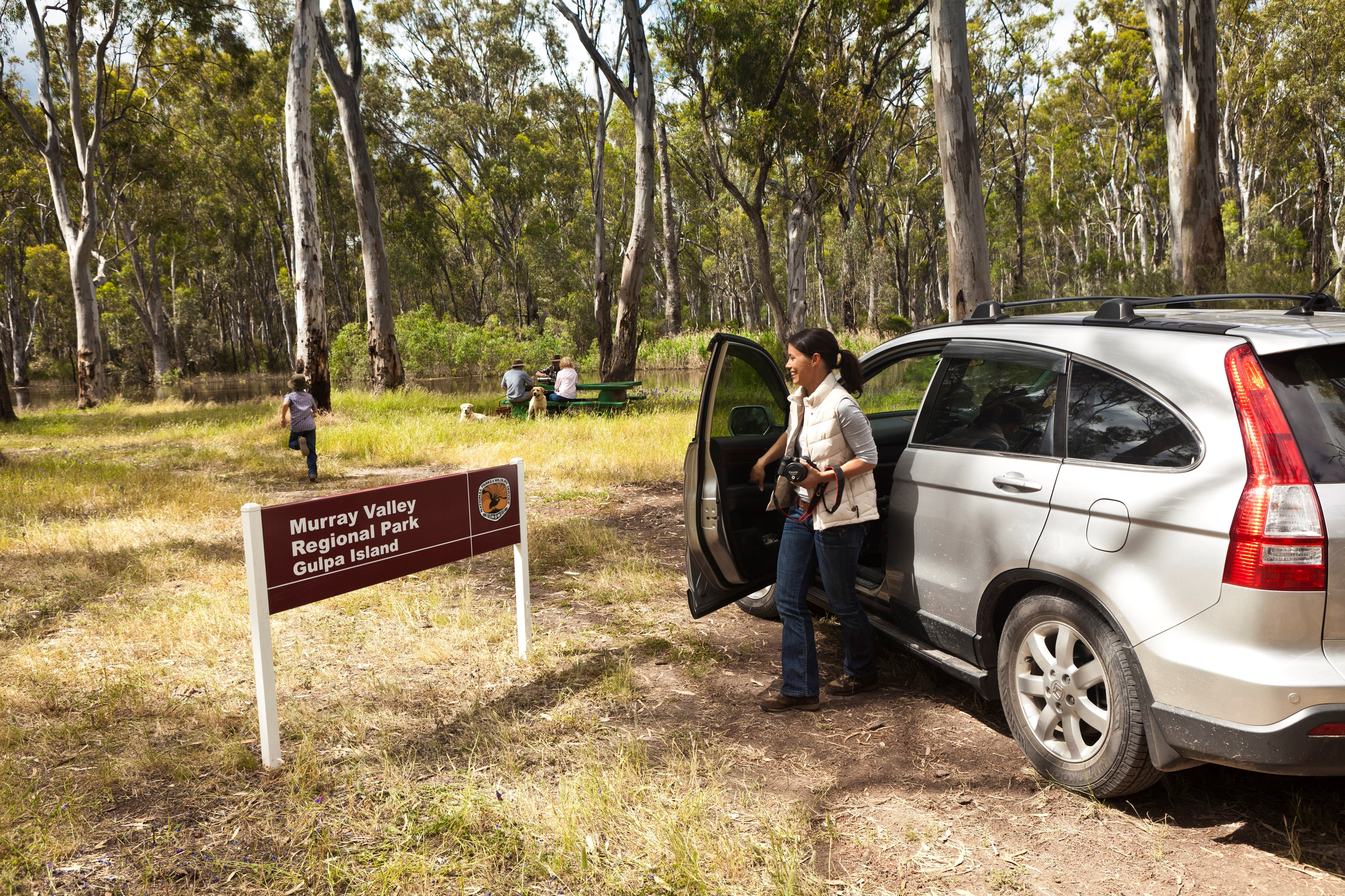 Murray Valley Regional Park - Mackay Tourism