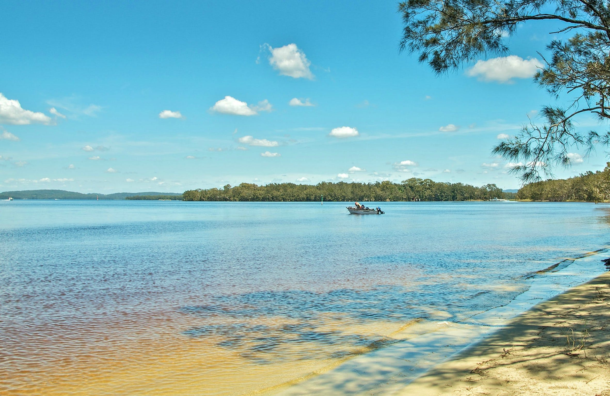 Northern Broadwater Picnic Area - Mackay Tourism