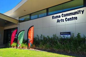Roma on Bungil Art Gallery and the Walk of Art - Mackay Tourism