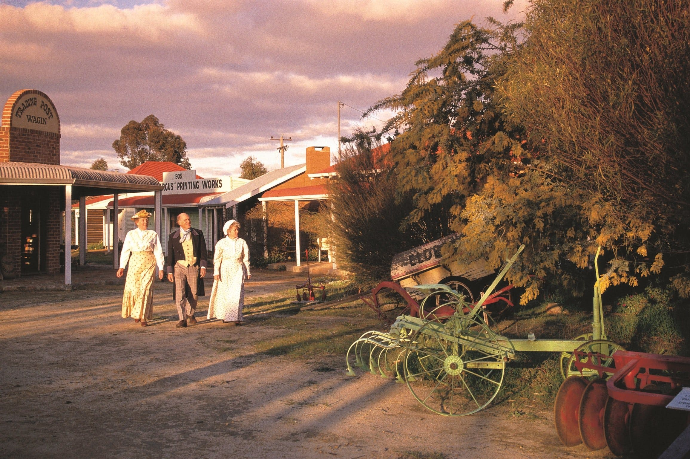 Wagin Historical Village - Mackay Tourism
