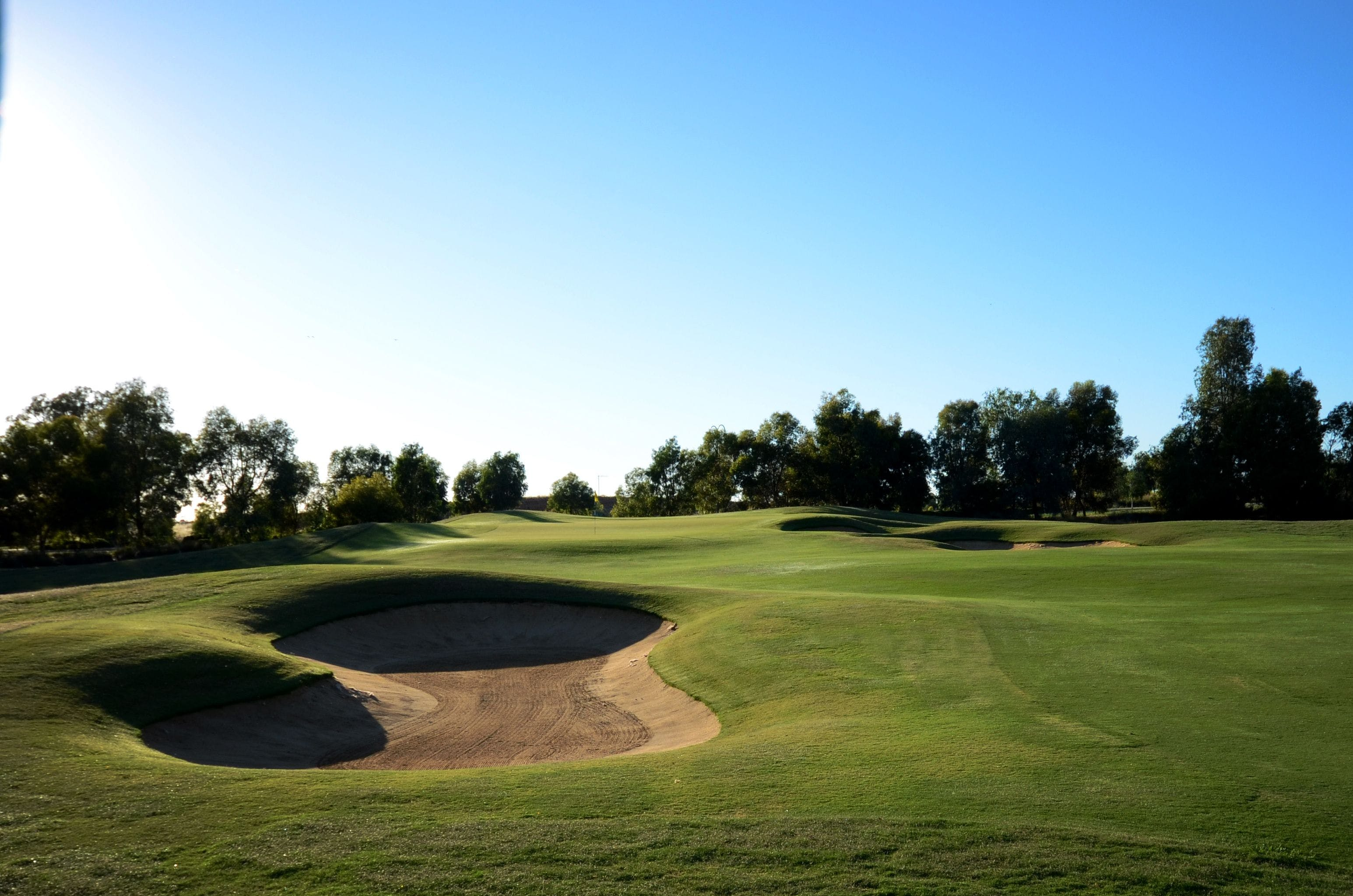 Black Bull Golf Course - Mackay Tourism