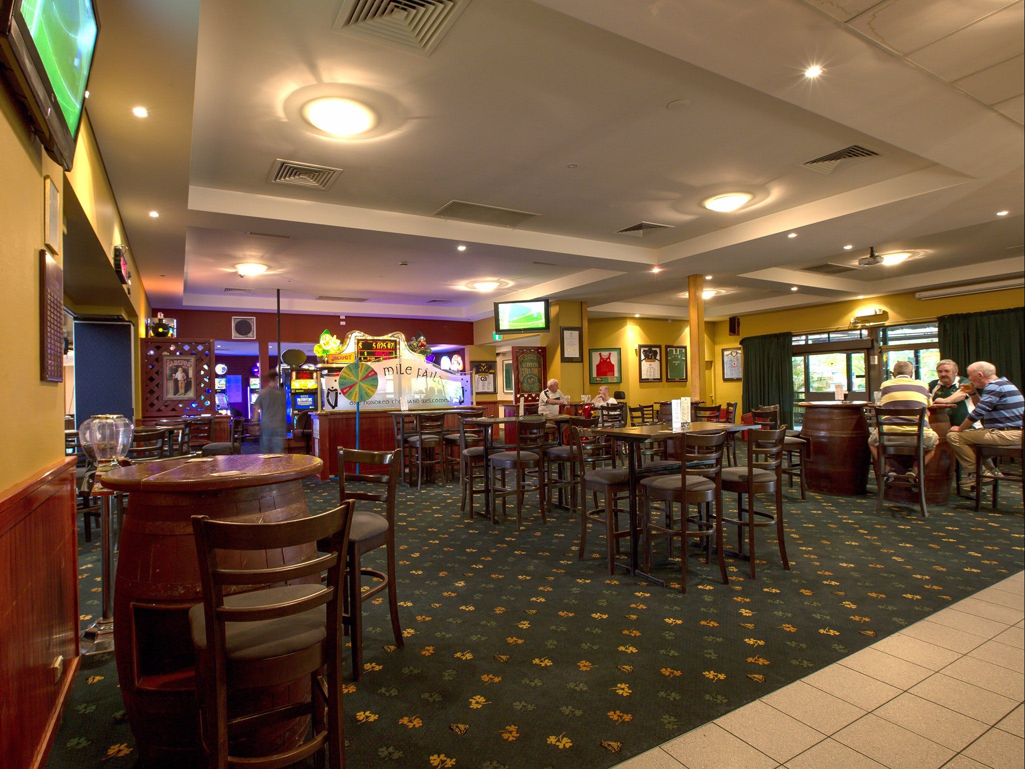 Canberra Irish Club - Mackay Tourism