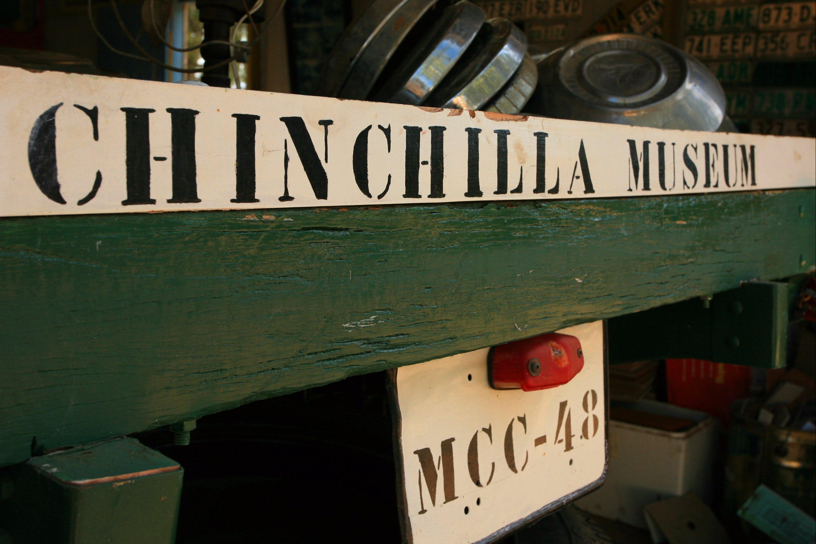 Chinchilla Historical Museum - Mackay Tourism