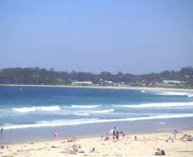 Mollymook Surf Beach - Mackay Tourism