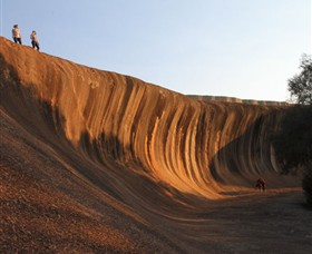 Wave Rock - Mackay Tourism