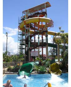 Ballina Olympic Pool and Waterslide - Mackay Tourism