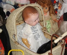 Little Darlings Doll Museum and Coffee Shop - Mackay Tourism