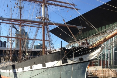 Polly Woodside - Melbourne's Tall Ship Story - Mackay Tourism
