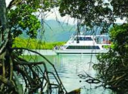 Cairns Harbour Cruises - Mackay Tourism