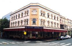 The Grand Hotel Newcastle - Mackay Tourism