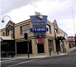 Grand Junction Hotel - Mackay Tourism