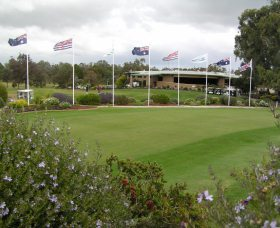 Tocumwal Golf Club - Mackay Tourism