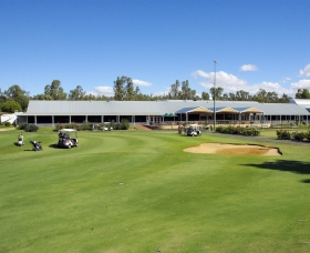 Yarrawonga Mulwala Golf Club Resort - Mackay Tourism