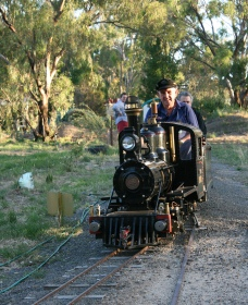 Jerilderie Steam Rail and Heritage Club Inc - Mackay Tourism