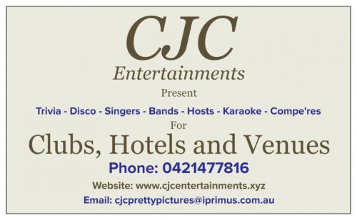 CJC Entertainments - Mackay Tourism